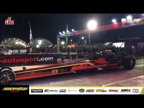 RE-Live : Leo ECU=Shop Souped Up On Tour by Mickey Thompson Race 1