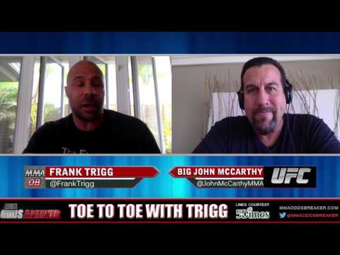 John McCarthy talks Palhares/Shields: 'You've got to put responsibility on the referee'