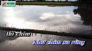 [Karaoke - beat] Lỡ Hẹn (Tân Cổ) - Đan Trường