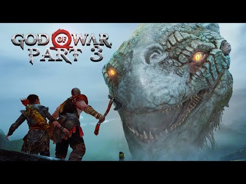 God of War - Part 3 - WHAT IS THIS?! (Let's Play / Walkthrough / PS4 Pro Gameplay)