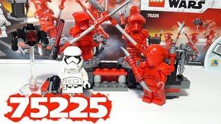 Обзор LEGO Star Wars 75225 - Elite Praetorian Guard (ЛУЧШИЙ БАТТЛПАК?)