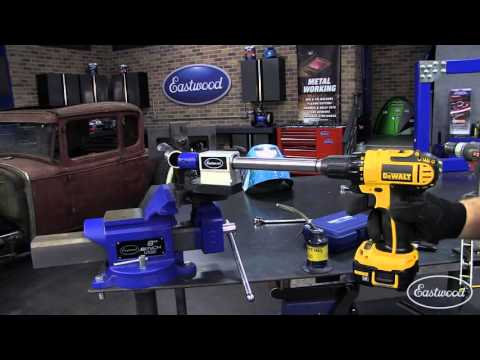 How To Notch Tubing to Build a Roll Cage, Exhaust, Go Cart Chassis - Eastwood Tubing Notcher