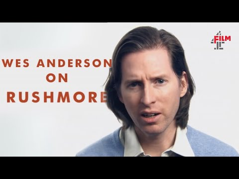 Wes Anderson duces Rushmore