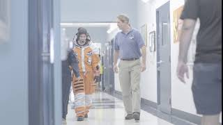 Learning the Space Suit