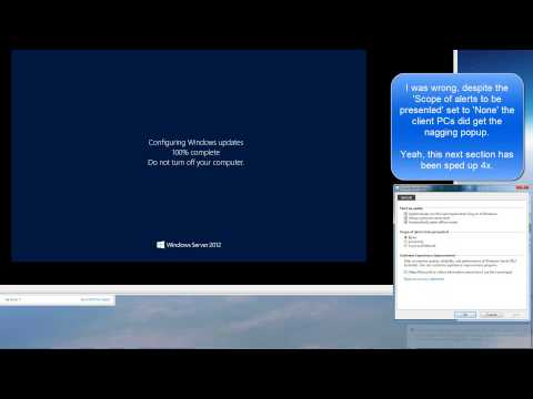 Update Rollup 2 for Windows Server 2012 Essentials is now installed, then I had some cleanup.