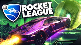 ROCKET LEAGUE!!!!!!