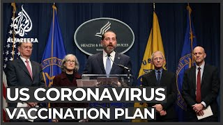 Trump asks for $2.5bn to fight coronavirus, gets $1bn for vaccine