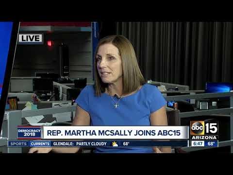 Martha McSally sits down with ABC15 ahead of Senate race