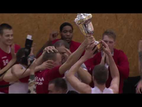 Dominykas Domarkas  2016-17 Lithuania NKL Highlights
