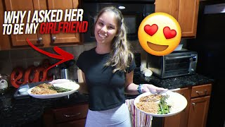 WHY I ASKED HER TO BE MY GIRLFRIEND!