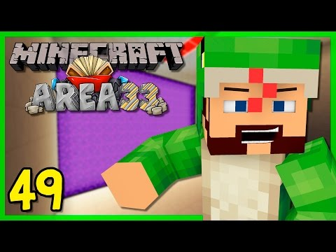 Minecraft AREA 33 - THE END! (Minecraft Adventure Roleplay) #49