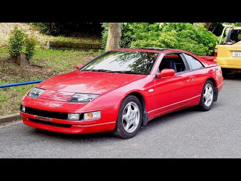 1993 Nissan Fairlady Z (USA Import) Japan Auction Purchase Review