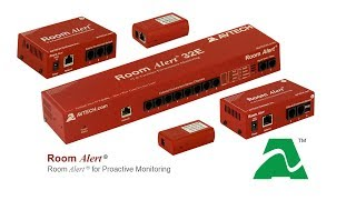 Monitor Temperature, Humidity, Power, Flood And More With Room Alert