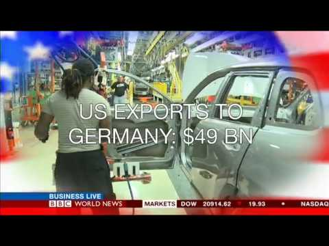 Dr. Cohen on BBC commenting on the meeting between President Trump and Chancellor Angela Merkel