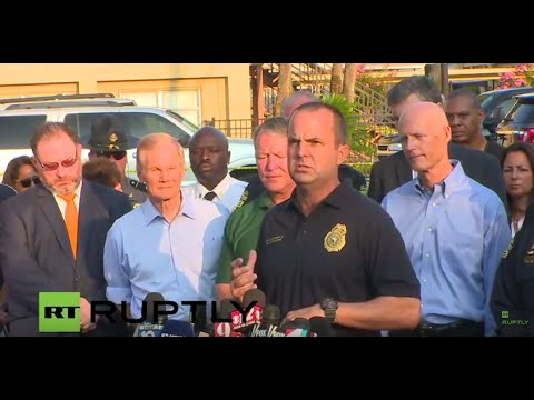 LIVE: Orlando police to give briefing on nightclub shooting