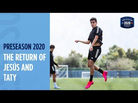The Return of Taty & Jesús   PRESEASON 2020