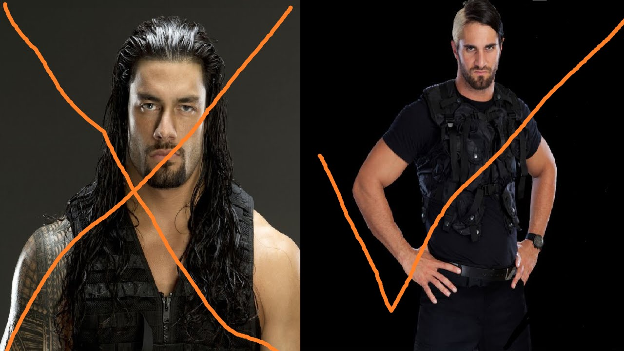 Persona and reception of roman reigns