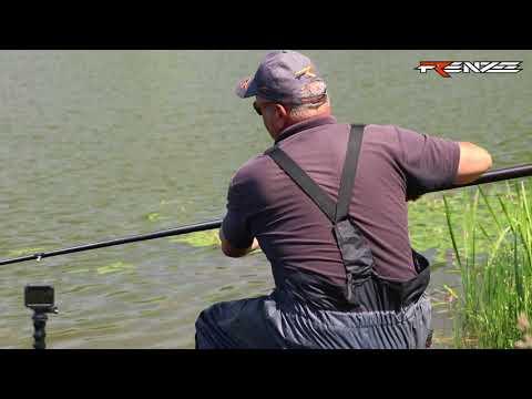 Mick Bull - Short Pole Fishing For Big Carp