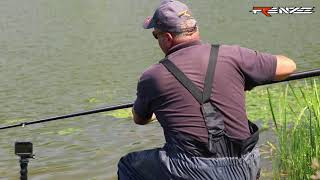 Mick Bull - Short Pole Fishing for Big Carp