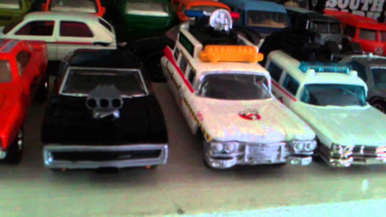 Coleccion De Autos A Escala Mexico Youtube
