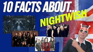 10 Things You Might Not Know - NIGHTWISH (EDUCATIONAL FUN)
