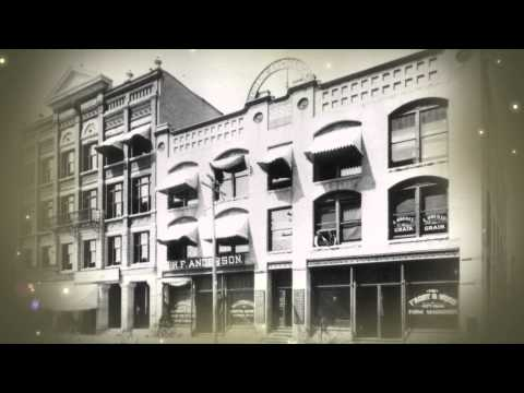 Opening the Archives - The Winnipeg Chamber of Commerce - Locations