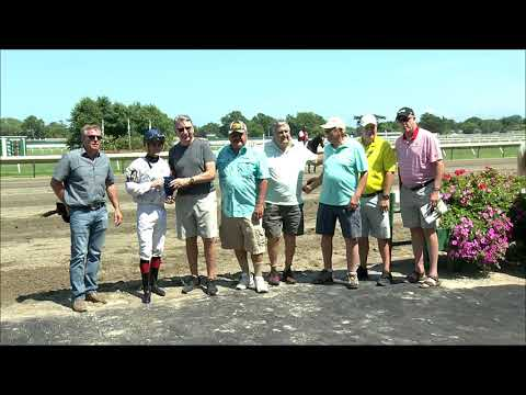 video thumbnail for MONMOUTH PARK 8-3-19 RACE 4