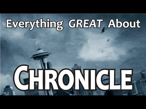 Download Everything GREAT About Chronicle!
