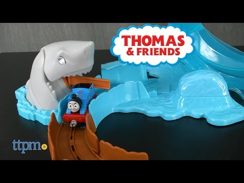 Thomas & Friends Adventures Shark Escape From Fisher-Price