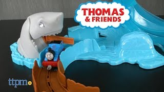 Thomas /& Friends Adventures-Shark Escape Playset New /& Sealed DVT12