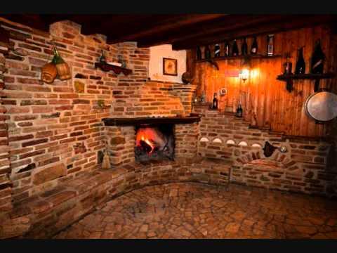 Lavori in pietra e mattoni youtube for Piani di casa rustici con foto