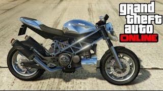 GTA 5 Online: Principe Lectro, Motorcycles - Nos Bikes - Nitrous Boost - Heist Update