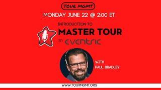 Tour Management: Intro to Master Tour 3.0