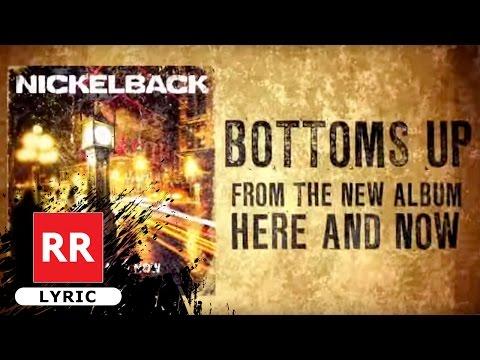 NICKELBACK - Bottoms Up (Lyric Video)