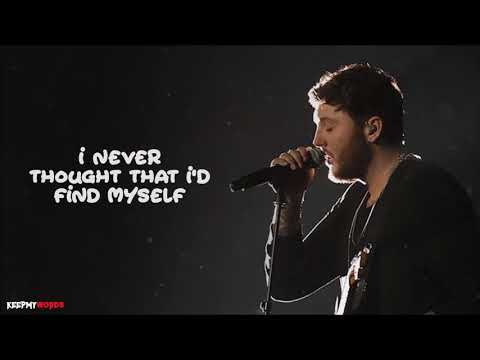 James Arthur - I'll Never Love Again ( Lyrics Video )