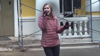 Мария Телешева Праздник двора ДК НЕФТЯНИК