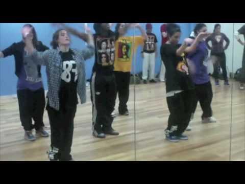 T pain dancer Willdabeast Workshop Australia Flex remix