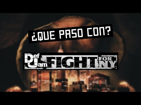 Reseña | Def Jam: Fight For NY