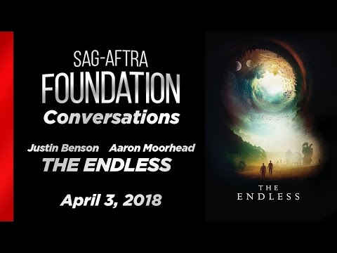 Conversations with Justin Benson and Aaron Moorhead of THE ENDLESS