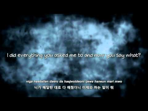 (+) G-Dragon- She's Gone lyrics [Eng. | Rom. | Han.]