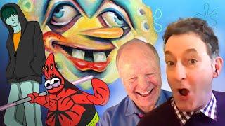 SpongeBob Cast Reacts To Weird SpongeBob Fan Art