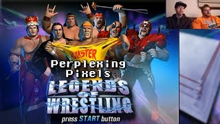 Perplexing Pixels: Legends of Wrestling (PS2) (review/commentary) Ep269