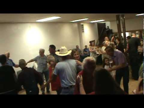 Square dancing at Marriott Music