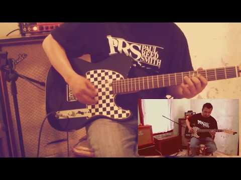 Avril Lavigne squier telecaster signature artist series guitar