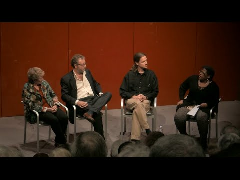 Robben Island Shakespeare panel discussion at the British Museum, 2012