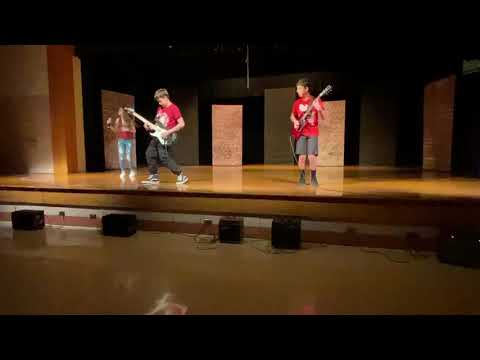 Rosa Parks Middle School Talent Show: Heartbreaker Jack and Gio