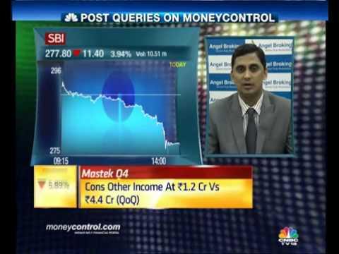 Hold SBI for long term says Mayuresh Joshi