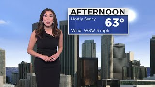 Wake Up Weather With Jackie (March 25)
