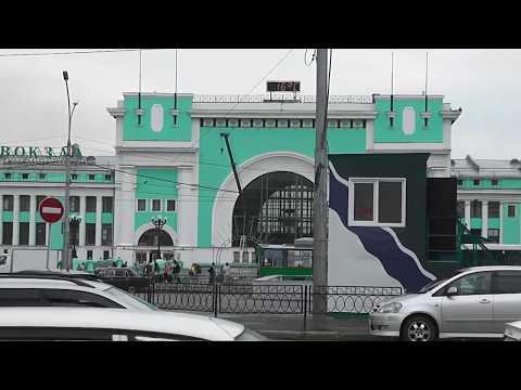 """Поездка в Новосибирск 18.07.2017 Еду в """"Мегу"""" и """"Аквамир"""""""