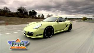 Porsche Cayman 2010 unveiled at LA Auto Show Videos